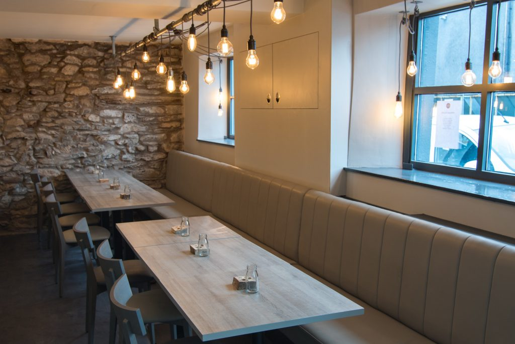 Ulverston Restaurants - The Cafe, Bici Cafe - Italian Cafe & Kitchen