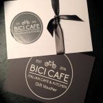 Bici Cafe Gift Vouchers